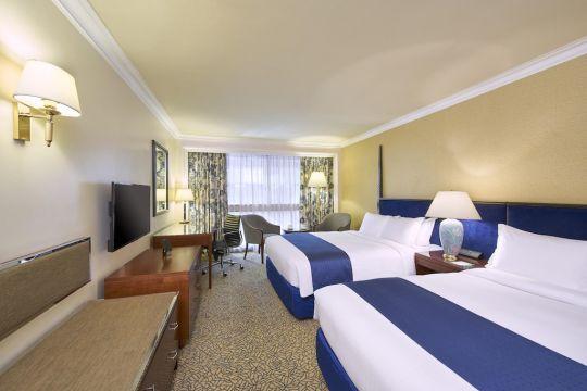 【親子staycation食+住優惠】 香港金域假日酒店 Holiday Inn Golden Mile